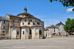 Frankreich, Abteikirche von Souillac im Los Lizenzfreie Stockbilder