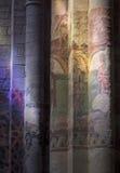 Frankreich, Auvergne, die Kirche von Brioude-Dorf Lizenzfreies Stockbild