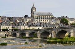 Frankreich, Blois Stockfotografie