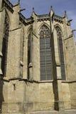 Frankreich. Carcassonne. Lizenzfreies Stockfoto
