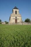 Frankreich, die klassische Kirche von Sagy in Val d Oise Lizenzfreie Stockbilder