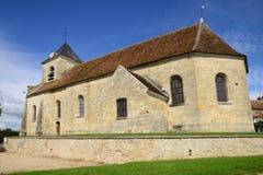 Frankreich, die klassische Kirche von Sagy in Val d Oise Lizenzfreies Stockfoto