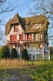 Frankreich, die malerische Stadt von Verneuil-sur Wadenetz stockfoto
