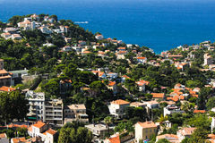 Frankreich-Küste Marcel Stockfotografie