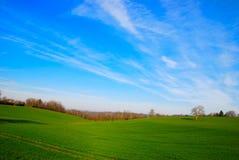 Frankreich-Landschaft Stockbilder