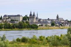 Frankreich, Loire Valley Lizenzfreie Stockfotos