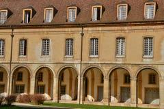 Frankreich, malerische Stadt von Cluny in Saone und in der Loire Lizenzfreie Stockfotografie