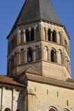 Frankreich, malerische Stadt von Cluny in Saone und in der Loire Stockfotos