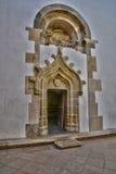 Frankreich, malerische Stadt von Cluny in Saone und in der Loire Lizenzfreies Stockfoto