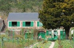 Frankreich, malerisches Dorf von Giverny in Normandie Stockfotografie