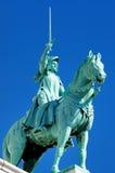 Frankreich, Paris: Detail von Sacre Coeur Lizenzfreie Stockfotos