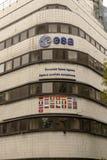 Frankreich, Paris, 2019 - 04, Europäische Weltraumbehörde lizenzfreies stockbild