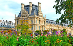 Frankreich, Paris: Luftschlitz-Palast Stockbild