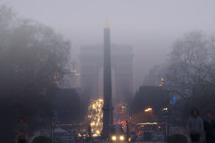 Frankreich - Paris - Place de la Concorde Lizenzfreie Stockbilder