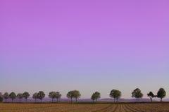 Frankreich, Provence, Landschaft lizenzfreie stockfotos