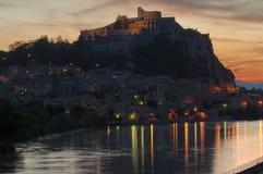Frankreich - Provence - Sisteron Lizenzfreie Stockfotos