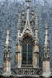Frankreich Rouen: Palais de Justice lizenzfreies stockbild