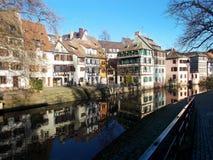 Frankreich Straßburg Lizenzfreies Stockfoto