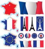 Frankrijk Stock Afbeeldingen