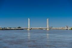 Frankrijk, Aquitaine, Gironde, 33, Bordeaux Bastide, La Bastide, Po Stock Afbeelding
