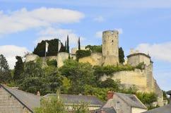 Frankrijk, de Loire-Vallei royalty-vrije stock afbeelding