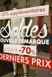 Frankrijk, de schilderachtige stad van Heilige Germain Engelse Laye Stock Foto