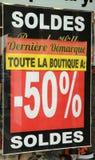 Frankrijk, de schilderachtige stad van Heilige Germain Engelse Laye Royalty-vrije Stock Afbeelding