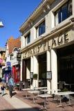 Frankrijk, de schilderachtige stad van Le Touquet Stock Afbeeldingen