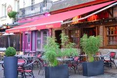 Frankrijk, de schilderachtige stad van Rouen in Normandie Royalty-vrije Stock Foto's
