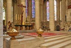Frankrijk, de stad van Rouen in Normandie Royalty-vrije Stock Foto's