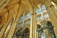 Frankrijk, de stad van Rouen in Normandie Royalty-vrije Stock Afbeeldingen