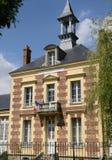 Frankrijk, het schilderachtige dorp van Zuiver Royalty-vrije Stock Afbeeldingen