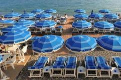 Frankrijk, Nice: Franse Riviera Stock Afbeelding