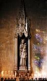 Frankrijk, Parijs: Heilige Germain des pres Royalty-vrije Stock Afbeeldingen