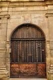 Frankrijk, schilderachtige stad van Sarlat-La Caneda in Dordogne Royalty-vrije Stock Afbeelding