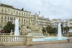 Frankrijk. Toulon Royalty-vrije Stock Afbeeldingen