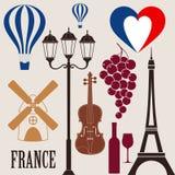 Frankrike Arkivbilder