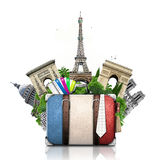 Frankrike Royaltyfri Fotografi