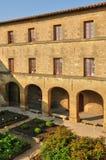 Frankrike Bouche du Rhone, stad av Salon de Provence Arkivbilder