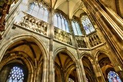 Frankrike den pittoreska staden av Rouen i Normandie Royaltyfri Foto
