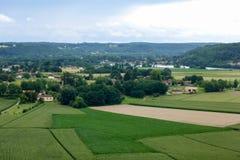 Frankrike Périgord Arkivbild