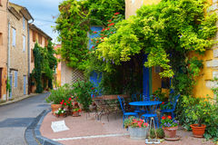 Frankrike Provence royaltyfri fotografi