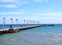 Frankston Jetty Stock Images