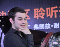 François-Xavier Poizat Stock Photo
