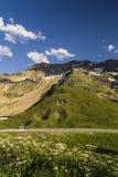 Frans berglandschap Royalty-vrije Stock Fotografie