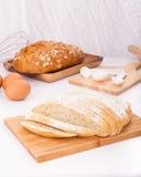 Frans dorpsbrood Royalty-vrije Stock Afbeelding