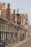 Frans Hals Museum in Haarlem, Nederland Stock Afbeelding