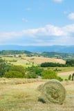 Frans landschap Stock Afbeeldingen