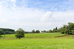 Frans landschap Stock Fotografie