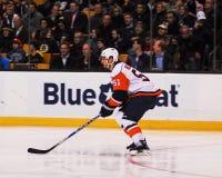 Frans Nielsen, New York Islanders. New York Islanders forward Frans Nielsen #51 stock image